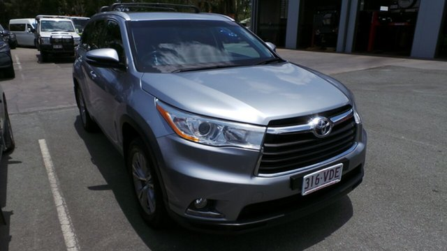 Used Toyota Kluger GXL 2WD, Morayfield, 2014 Toyota Kluger GXL 2WD Wagon