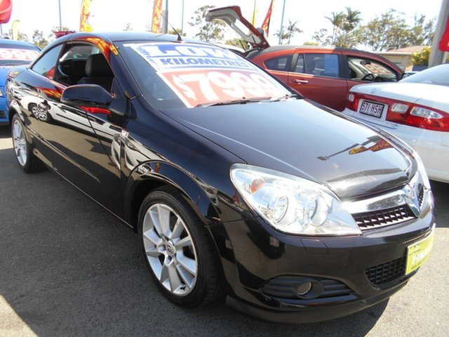 Used Holden Astra Twin TOP, Slacks Creek, 2007 Holden Astra Twin TOP Convertible