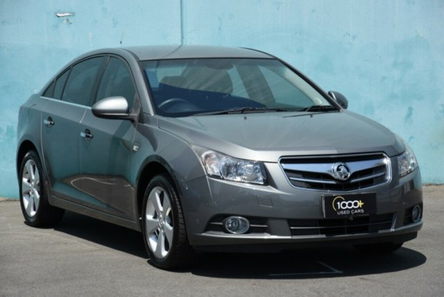Used Holden Cruze CDX, Warwick Farm, 2009 Holden Cruze CDX Sedan