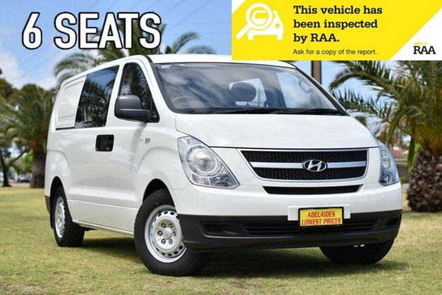 Used Hyundai iLOAD Crew Cab, Enfield, 2015 Hyundai iLOAD Crew Cab Van