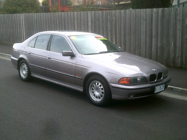 Used BMW 528i, North Hobart, 1996 BMW 528i Sedan
