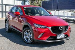 Used Mazda CX-3 Maxx SKYACTIV-Drive, Oakleigh, 2017 Mazda CX-3 Maxx SKYACTIV-Drive DK2W7A Wagon