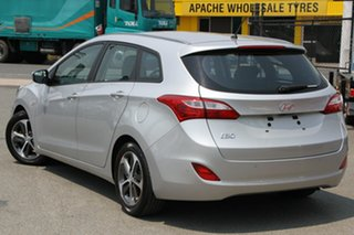 2015 Hyundai i30 Active Tourer Wagon.