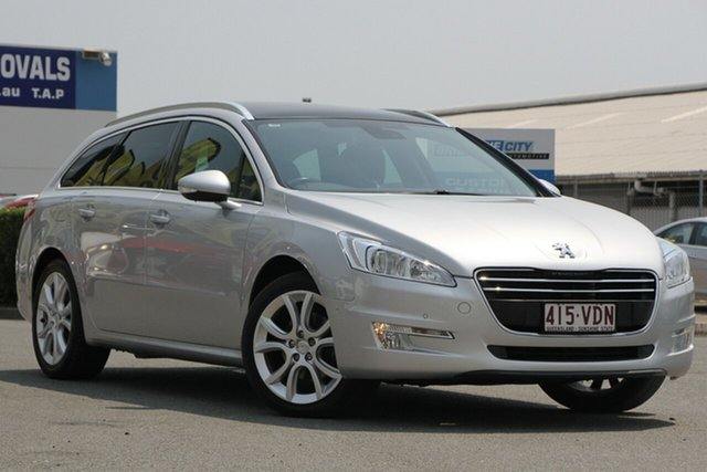 Used Peugeot 508 Allure Touring, Toowong, 2012 Peugeot 508 Allure Touring Wagon