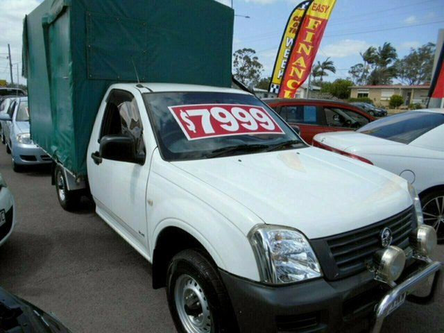 Used Holden Rodeo DX 4x2, Slacks Creek, 2005 Holden Rodeo DX 4x2 Cab Chassis