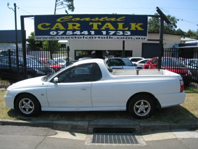 Used Holden Commodore S, Nambour, 2005 Holden Commodore S Utility