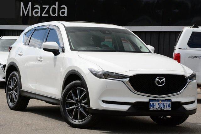 Used Mazda CX-5 GT (4x4), Mandurah, 2017 Mazda CX-5 GT (4x4) Wagon