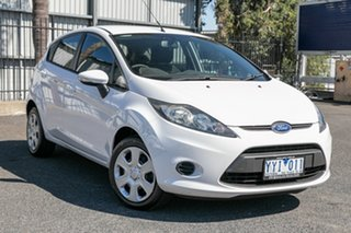 Used Ford Fiesta CL PwrShift, Oakleigh, 2012 Ford Fiesta CL PwrShift WT Hatchback