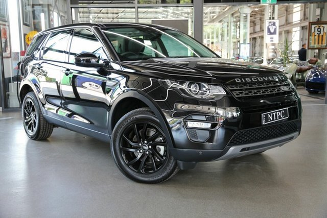 Used Land Rover Discovery Sport TD4 110kW SE, North Melbourne, 2017 Land Rover Discovery Sport TD4 110kW SE Wagon