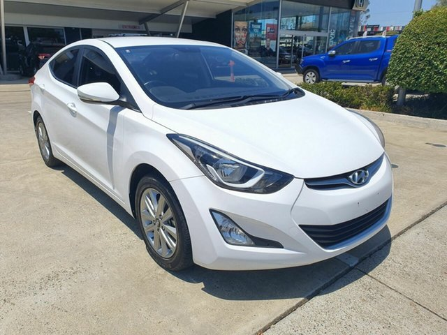 Discounted Used Hyundai Elantra SE, Yamanto, 2014 Hyundai Elantra SE Sedan