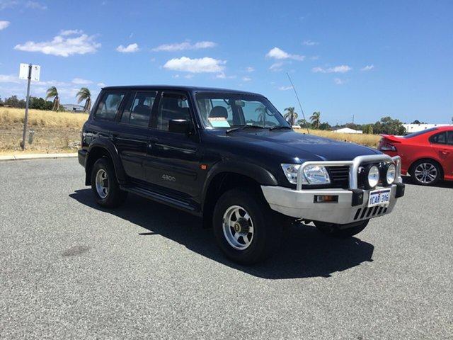Used Nissan Patrol ST (4x4), Wangara, 2001 Nissan Patrol ST (4x4) Wagon