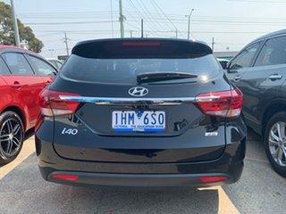 2016 Hyundai i40 Active Tourer Wagon.