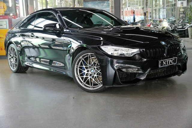Used BMW M4 Competition M-DCT, North Melbourne, 2016 BMW M4 Competition M-DCT Coupe