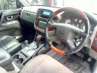 2004 Mitsubishi Pajero Exceed LWB (4x4) Wagon.