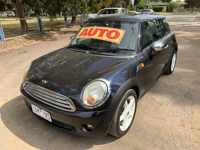 Used Mini Hatch Cooper, Cranbourne, 2007 Mini Hatch Cooper Hatchback