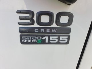 2011 Isuzu NPR 300 Crew Tipper.