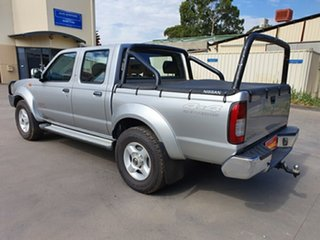 2011 Nissan Navara ST-R (4x4) Dual Cab Pick-up.