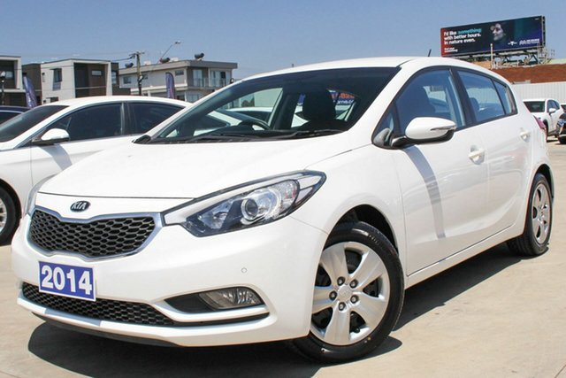 Discounted Used Kia Cerato S, Coburg North, 2014 Kia Cerato S Hatchback