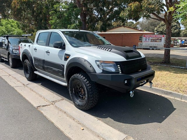 Used Ford Ranger XLS Double Cab, Cranbourne, 2014 Ford Ranger XLS Double Cab Utility
