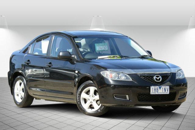 Used Mazda 3 Neo, Oakleigh, 2007 Mazda 3 Neo Sedan