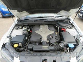 2008 Holden Commodore Omega Sportswagon.