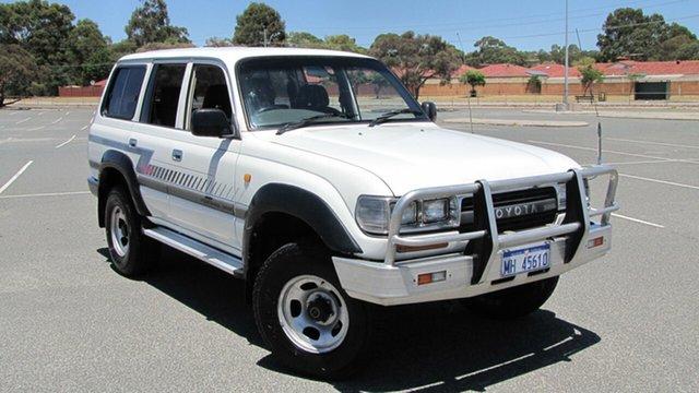 Used Toyota Landcruiser GXL, Maddington, 1991 Toyota Landcruiser GXL Wagon
