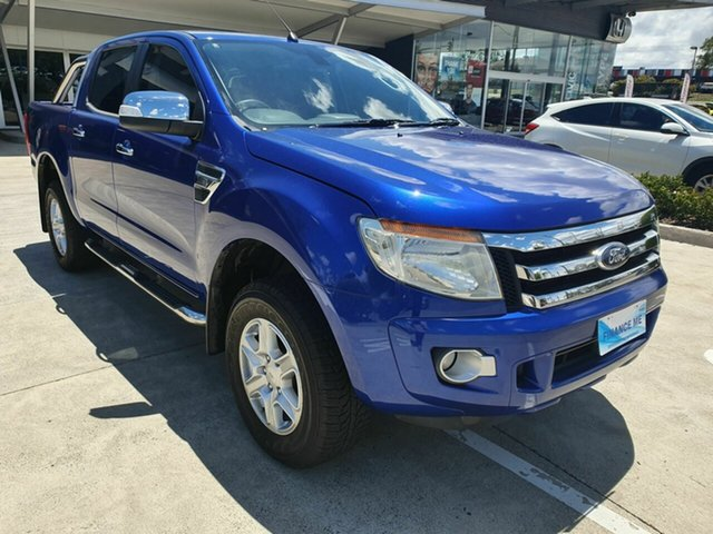 Discounted Used Ford Ranger XLT Double Cab, Yamanto, 2013 Ford Ranger XLT Double Cab Utility