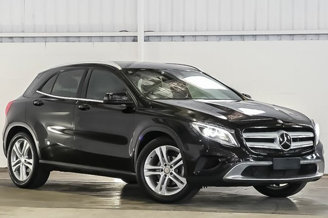 Used Mercedes-Benz GLA-Class GLA200 CDI DCT, Laverton North, 2014 Mercedes-Benz GLA-Class GLA200 CDI DCT Wagon