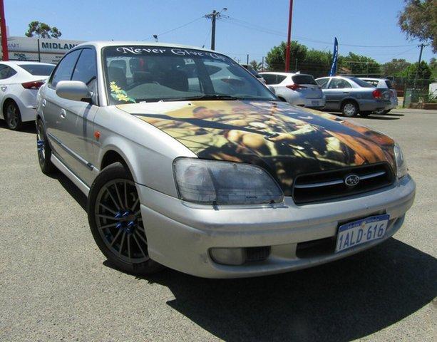 Used Subaru Liberty RX AWD, Bellevue, 1999 Subaru Liberty RX AWD Sedan