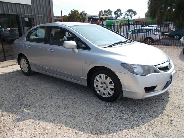 Used Honda Civic VTi, Bayswater, 2010 Honda Civic VTi Sedan