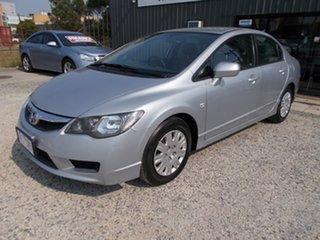 2010 Honda Civic VTi Sedan.