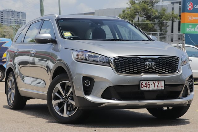 Demonstrator, Demo, Near New Kia Sorento Sport AWD, Toowong, 2018 Kia Sorento Sport AWD Wagon