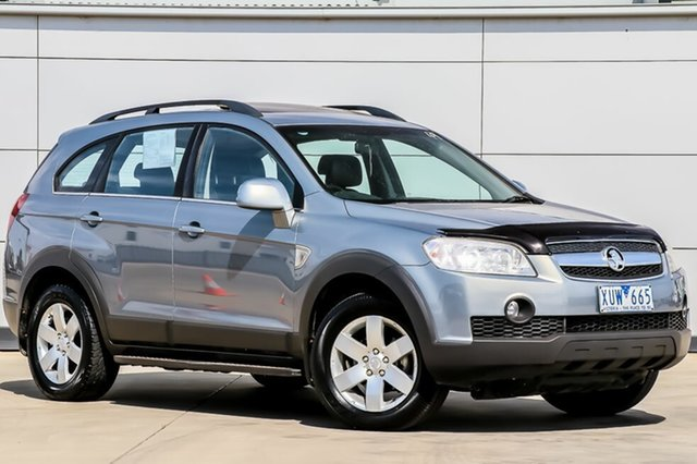 Discounted Used Holden Captiva CX AWD, Pakenham, 2010 Holden Captiva CX AWD Wagon