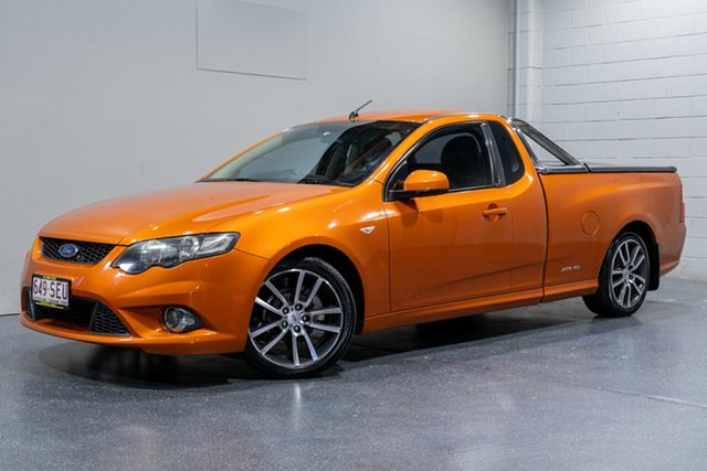 Used Ford Falcon XR6 Limited Edition, Slacks Creek, 2011 Ford Falcon XR6 Limited Edition Utility