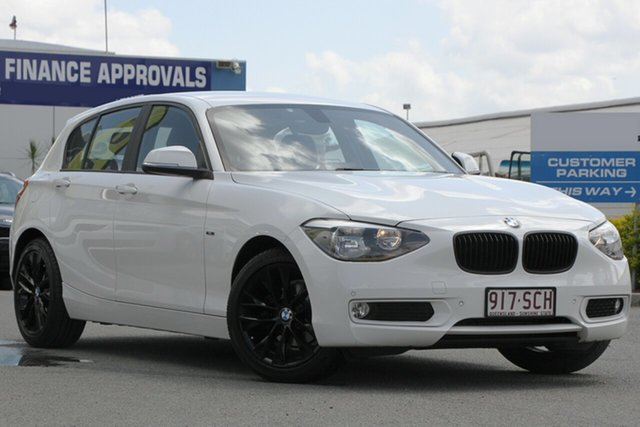Used BMW 118d 118d, Bowen Hills, 2012 BMW 118d 118d Hatchback