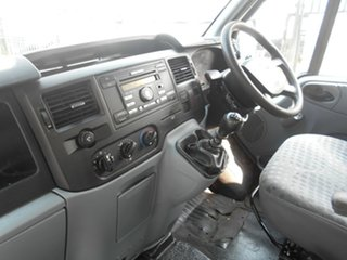 2012 Ford Transit Dual Cab.