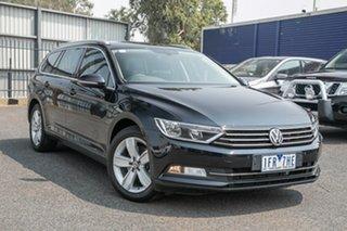 Used Volkswagen Passat 132TSI DSG, Oakleigh, 2016 Volkswagen Passat 132TSI DSG 3C (B8) MY16 Wagon