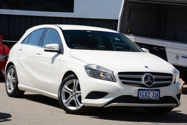 Used Mercedes-Benz A180 BE, Mandurah, 2014 Mercedes-Benz A180 BE Hatchback