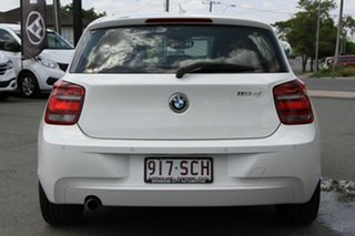 2012 BMW 118d 118d Hatchback.