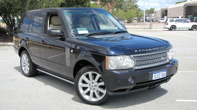 Used Land Rover Range Rover Vogue Super Charged, Maddington, 2007 Land Rover Range Rover Vogue Super Charged Wagon