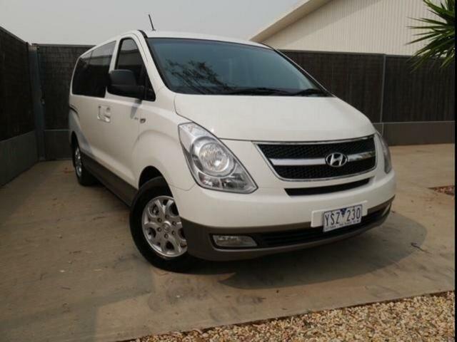 Used Hyundai iMAX, Wangaratta, 2011 Hyundai iMAX Wagon