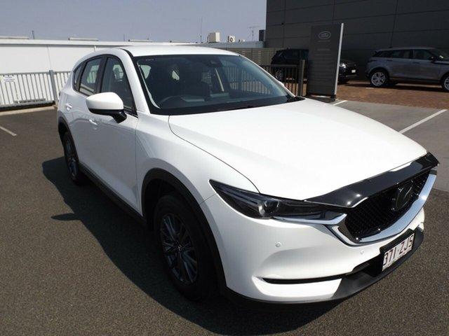 Used Mazda CX-5 Touring SKYACTIV-Drive i-ACTIV AWD, Toowoomba, 2019 Mazda CX-5 Touring SKYACTIV-Drive i-ACTIV AWD Wagon