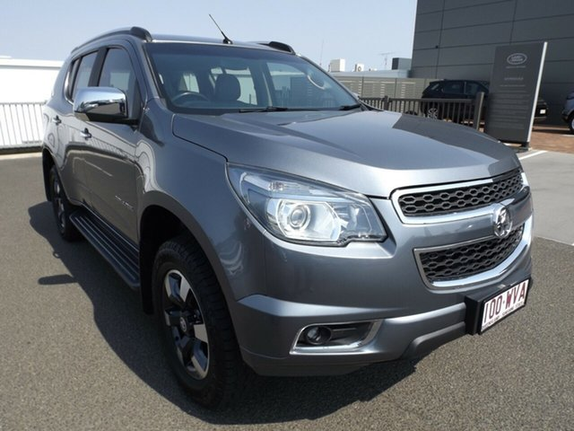 Used Holden Colorado 7 Trailblazer, Toowoomba, 2016 Holden Colorado 7 Trailblazer Wagon