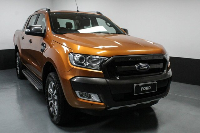 Used Ford Ranger Wildtrak Double Cab, Cardiff, 2015 Ford Ranger Wildtrak Double Cab Utility