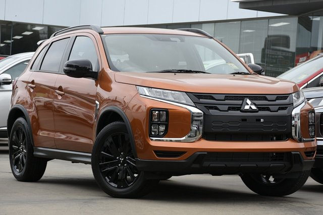 New Mitsubishi ASX GSR 2WD, Bowen Hills, 2020 Mitsubishi ASX GSR 2WD Wagon