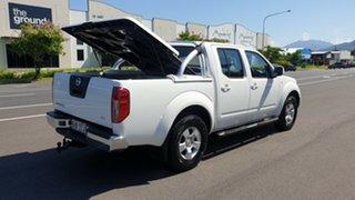 2011 Nissan Navara ST (4x4) Dual Cab Pick-up.