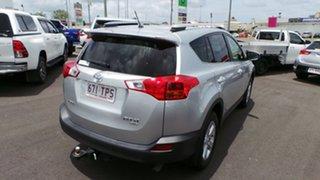 2013 Toyota RAV4 GXL AWD Wagon.