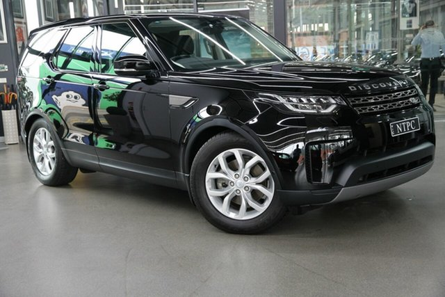 Used Land Rover Discovery SD4 SE, North Melbourne, 2019 Land Rover Discovery SD4 SE Wagon