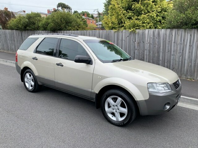 Used Ford Territory TS (RWD), North Hobart, 2008 Ford Territory TS (RWD) Wagon