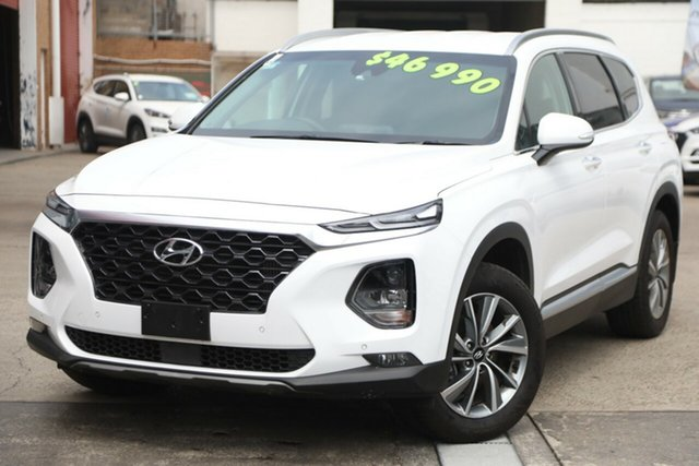 Used Hyundai Santa Fe Elite, Brookvale, 2019 Hyundai Santa Fe Elite Wagon